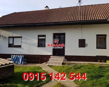 Na predaj rodinný dom s pozemkami v krajovej časti mesta Hriňová- EXKLUZÍVNE !!!