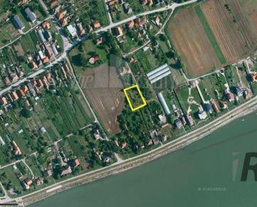Stavebný pozemok v blízkosti Dunaja, Moča