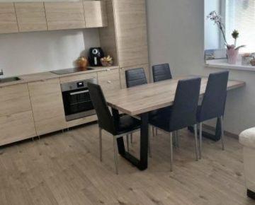 Lehnice/zariadený 2 izbový byt na predaj, 52 m2, NOVOSTAVBA