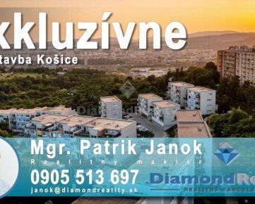 REZERVOVANÉ !  Na predaj 2-izbový byt, Košice, NOVOSTA