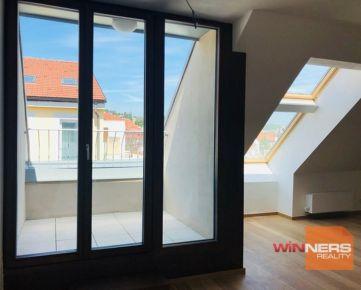 Predaj 1-izbového apartmánu v štandarde, novostavba, 37 m2, Konventná ul., Bratislava - Staré Mesto