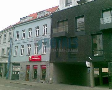 Štýlový nebytový priestor, prenájom, Staré Mesto, Dunajská ulica, BA