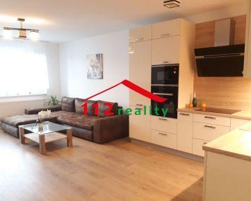 112reality - Na prenájom klimatizovaný 3 izbový byt s loggiou v novostavbe STEIN, internet, parking v cene