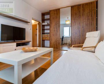 Útulný 1-izbový byt na prenájom, 35 m2, Západ, ul. Popradská