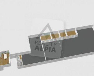 Skladový alebo výrobný priestor s kancelárskym zázemím, ul. Košická, Prešov - Solivar