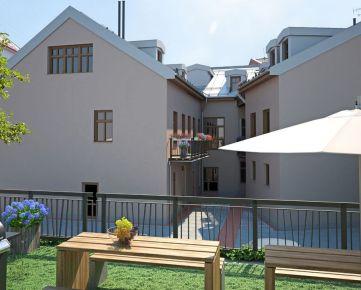 PRIAME CENTRUM MESTA, 3 izbový byt, Banská Bystrica, Rezidencia Horná37