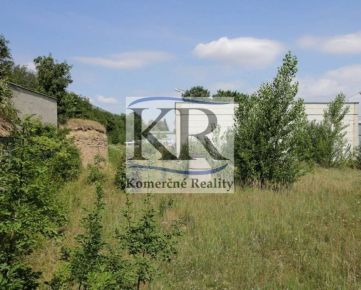 Predaj skladového objektu s pozemkom, Nitra - Lužianky