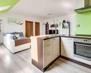 Najväčší  2 izbový  byt, 72,77m2 Novostavba v tichej časti plnej zelene