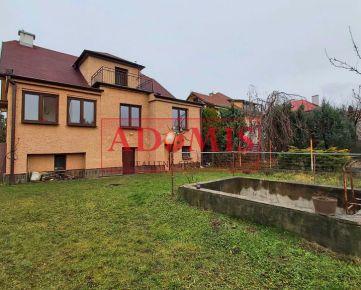 ADOMIS - Prenájom 3-ízbový rodinný dom,rekonštrukcia,120m2, garáž+parkovanie pre 4autá vo dvore, veľká záhrada 900m2, Rastislavova ulica, Košice