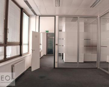 NEO- administratívne priestory s výmerou 178,43m2 v Galvaniho Business Centre III