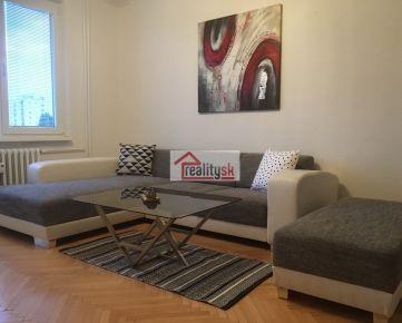 Prenájom kompletne zrekonštruovaného 2 izb.bytu pri OC Vivo (Polus)