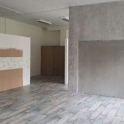 Obchodné priestory 192m2, kompletná rekonštrukcia