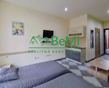BeMi reality Vám ponúka na prenájom 1-izbový byt. 052-211-RAS