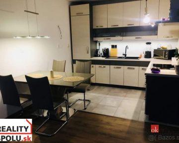 3 izbový byt Vrakuňa na prenájom, krásny moderne zariadený v novostavbe v tichej lokalite