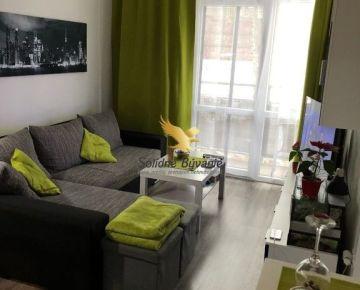 Nový 1,5 izbový byt na prenájom v Novej Radvani s parkovacím miestom