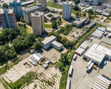 SLOVAK INVEST - Komerčná budova na predaj Kopčianska ul., BA V