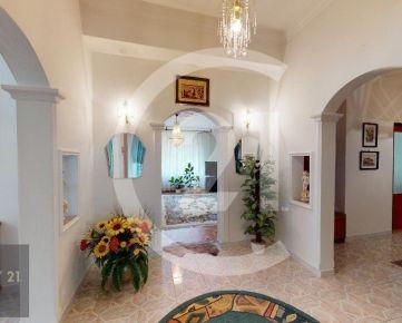 Na prenájom luxusný 6 izbový byt v Nitre v rodinnom dome - EXKLUZIVITA