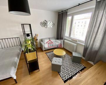 Novo zrekonštruovaný byt na prenájom blízko centra mesta