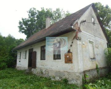 Dom / Chalupa v obci Turček pri Turčianskych Tepliciach