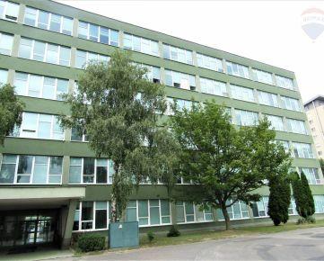PRENÁJOM - kancelárske priestory 450 m2, 3 x výťah, komplet rekonštrukcia so skvelým zázemím v Dúbravke