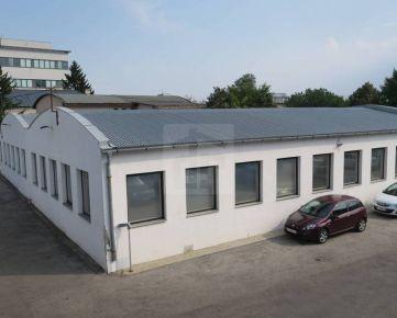 Direct Real - Priestor pre výrobu alebo sklad s kanceláriami, parkovaním a soc.zázemím, BA Nové Mesto