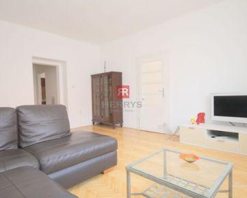 HERRYS - Na prenájom priestranný 3 izbový byt vo vyhľadávanej lokalite Nové Mesto