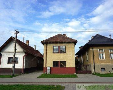 Dom na predaj v podtatranskej obci Pribylina