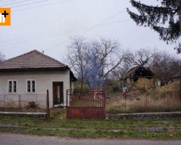 Horné Štitáre Horné Štitáre na predaj rodinný dom - tehlová stavba