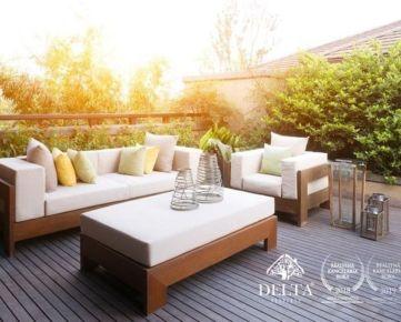 DELTA | Bezodkladne kúpim 2 izbový byt s veľkou terasou - Trenčín
