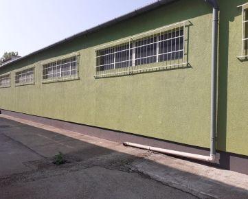 Predaj výrobného objektu 700 m2 pri Rožňavskej ul.