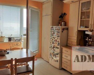 3-izbový byt s loggiou Žilina - Hájik