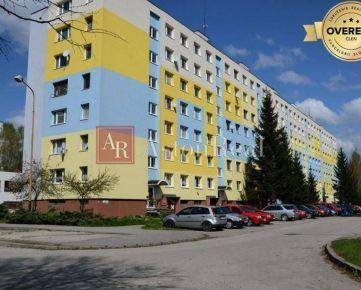 KÚPA: 4-izbový byt s balkónom po rekonštrukcii,Solinky - ul. Gaštanová