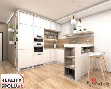 Novostavba 2 izbový byt - posledný byt s veľkou úžitkovou plochou, na ktorý už nemusíte čakať!!!