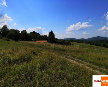 Exkluzívne na predaj stavebný pozemok na samote Veľká Lehota, 11.100 m2