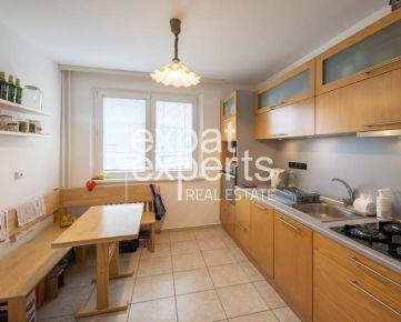 Zariadený 3 – izbový byt 64m2 s balkónom vo výbornej lokalite