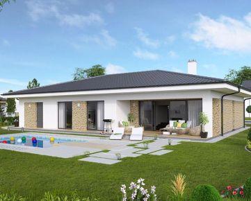 Ponuka rodinných domov na exkluzívnom mieste (výber z 4 rodinných domov)