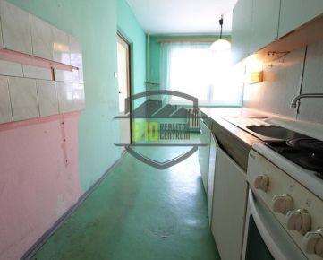 NA PRERÁBKU - 2 izbový byt 59 m2 Košúty 1