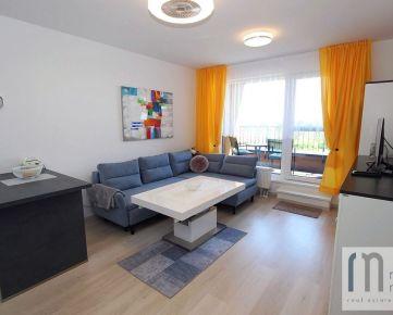 2-izbový byt v novostavbe SLNEČNICE na prenájom - 56,47 m2