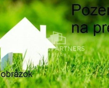 PREDAJ STAV.POZEMOK Bratislavská