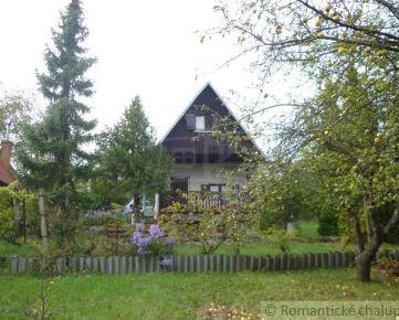 Útulná chata so záhradkou Sečovce
