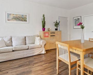 HERRYS - Na predaj čiastočne zrekonštruovaný 5 izbový byt s veľkou loggiou na Karloveskej ulici