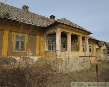 Panský dom na slnečnom pozemku v Meliate. Znížená cena!