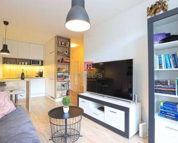 HERRYS - Na predaj 2 izbový byt vo vyhľadávanej lokalite v novostavbe Apollis