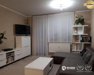 REZERVOVANÝ!!Na predaj 3 izb. byt novostavba,Trenčín - Armádna