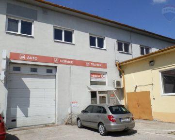Prenájom obchodného priestoru Nitra