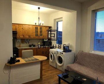 Prenájom 1,5-izbový byt v Bratislave-Ružinove na Krížnej ulici.