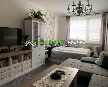 GARANT REAL - predaj 2-izbový byt, 60 m2 s dvoma loggiami, bezbariérový, Prešov, Sekčov, ul. Martina Benku