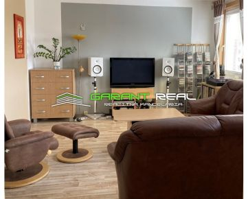 GARANT REAL predaj 2-izbový byt, 60 m2, Čergovská ulica, Sídlisko Sekčov, Prešov