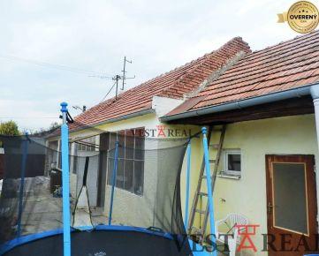 Na predaj rodinný dom 3+1, Trnava časť Modranka