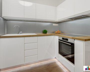 Na predaj kompletne zrekonštruovaný 1 izb. byt 31,10 m² - Nobelova